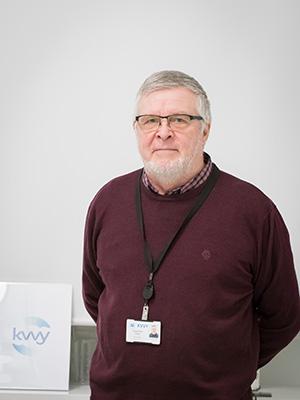 Reijo Oravainen vuonna 2021. Kuva: Marko Nieminen.